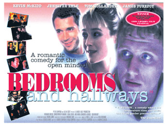 Visual for a feature film, Bedrooms and Hallways.