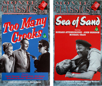 Another new series from The Video Collection, Movie Classics!