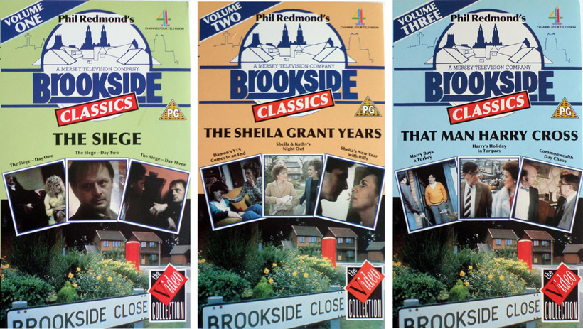Special project - 3 BROOKSIDE Classic episodes!