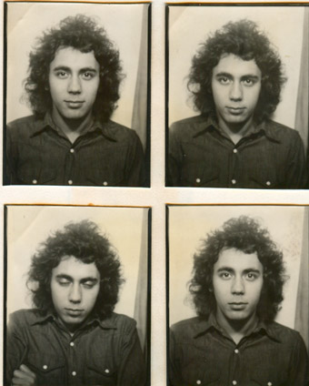 Peter 1971 - photo booth